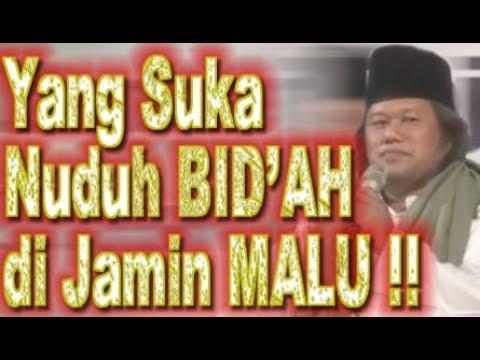 Yang Suka Nuduh BID'AH Di Jamin MALU Lihat Ceramah GUS MUWAFIQ