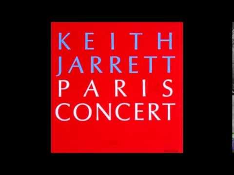 Keith Jarrett - Paris Concert Live