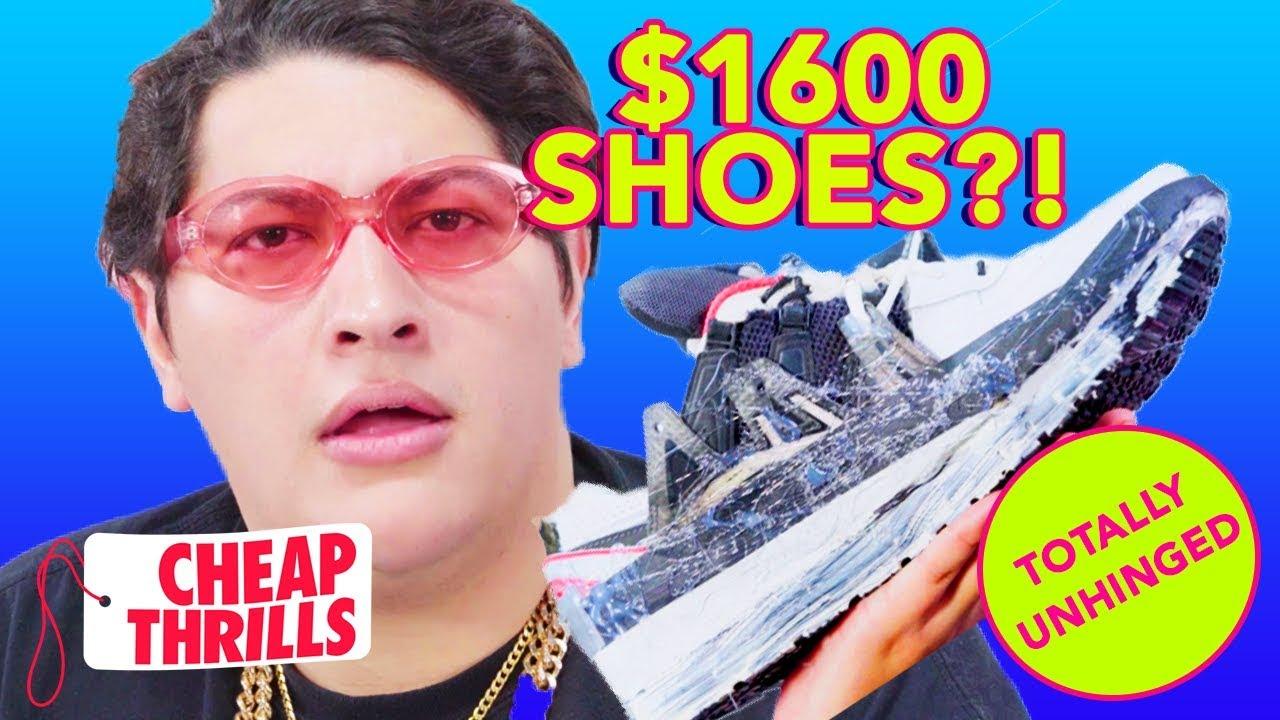 D.I.Y. Margiela Fusion Sneakers | Cheap Thrills