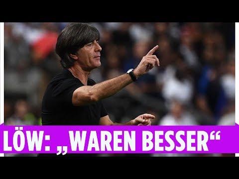 Jogi Löw über die Niederlage   Frankreich - Deutschland 2:1   Nations League