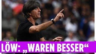Jogi Löw über die Niederlage | Frankreich - Deutschland 2:1 | Nations League