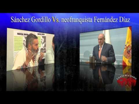 Sánchez Gordillo Vs. ministro de Interior