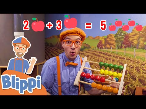 Blippi Visits A Children's Museum - Learning Numbers, Colors & More   Educational Videos For Kids