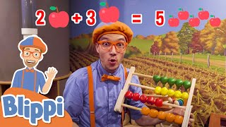 Blippi Visits A Children's Museum - Learning Numbers, Colors & More | Educational Videos For Kids