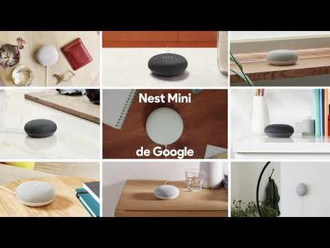 Presentamos Nest Mini de Google