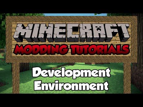 Minecraft 1.7: Modding Tutorial - Episode 1 - Development Environment!*