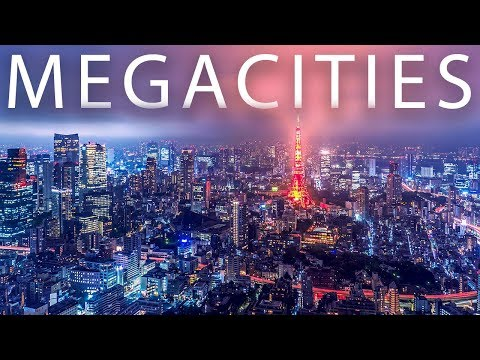 MEGACITIES Of The World  (Season 1 - Complete)