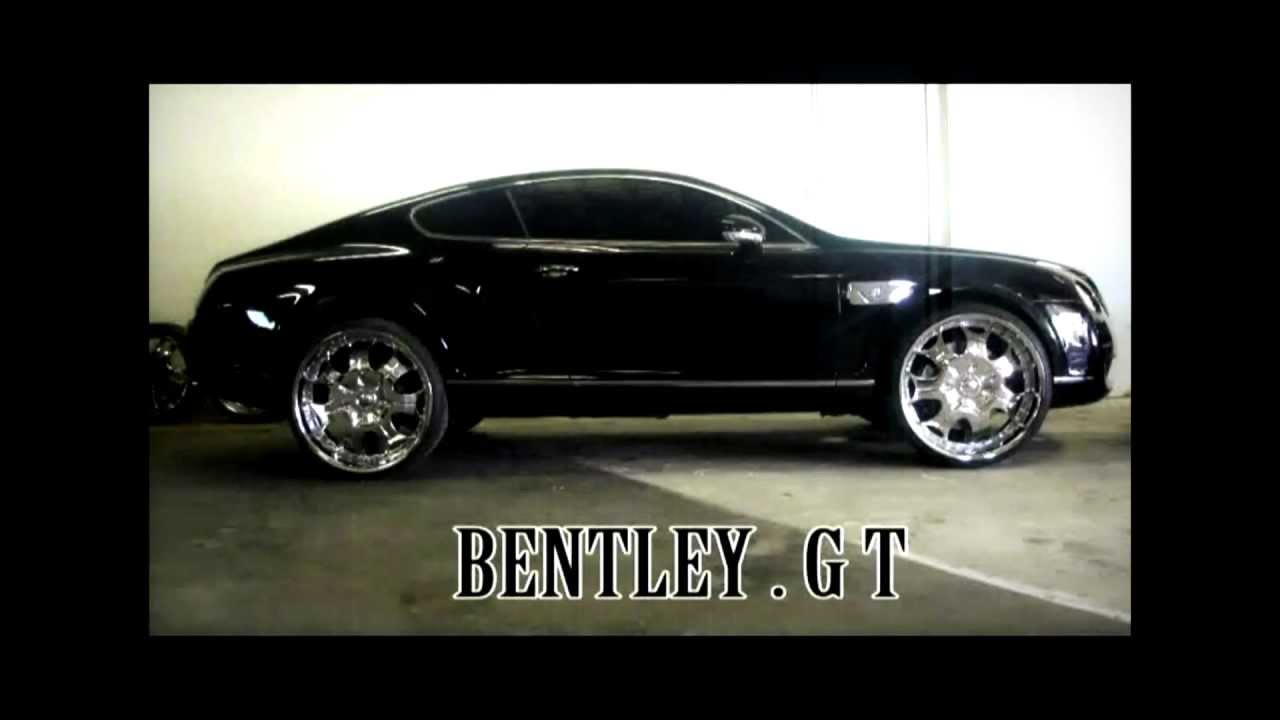 Bentley gt 200 mph on 24 youtube sciox Images