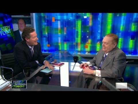 CNN Official Interview: Larry Flynt defends free speech