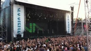 Avicii @ Summerburst Festival 2011