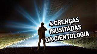 4 crenças inusitadas relacionadas com a Cientologia