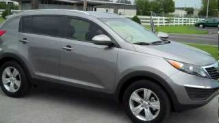2011 KIA Sportage LX at Russell Barnett KIA | Middle TN Used