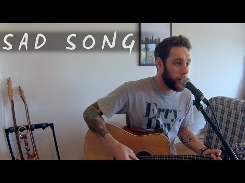 Sad Song - We The Kings | Sound Made Clearer Cover