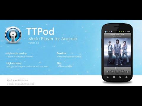 Ttpod, el perfecto sustituto de Netease que funciona fuera de China