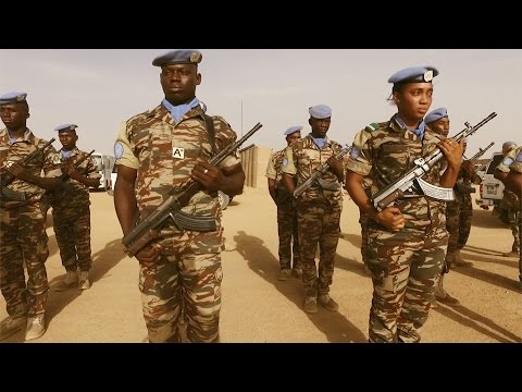 Thumbnail: MINUSMA: Promoting Development in Mali
