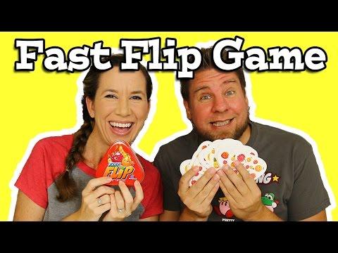 Fast Flip Game By Blue Orange Games