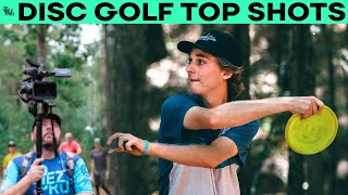 PROFESSIONAL DISC GOLF HIGHLIGHTS | 2019 Hall of Fame Classic