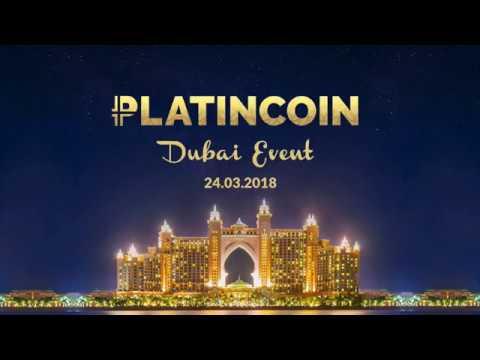 News Platin-Dubai-Convention LIVE CEO Alex Reinhard