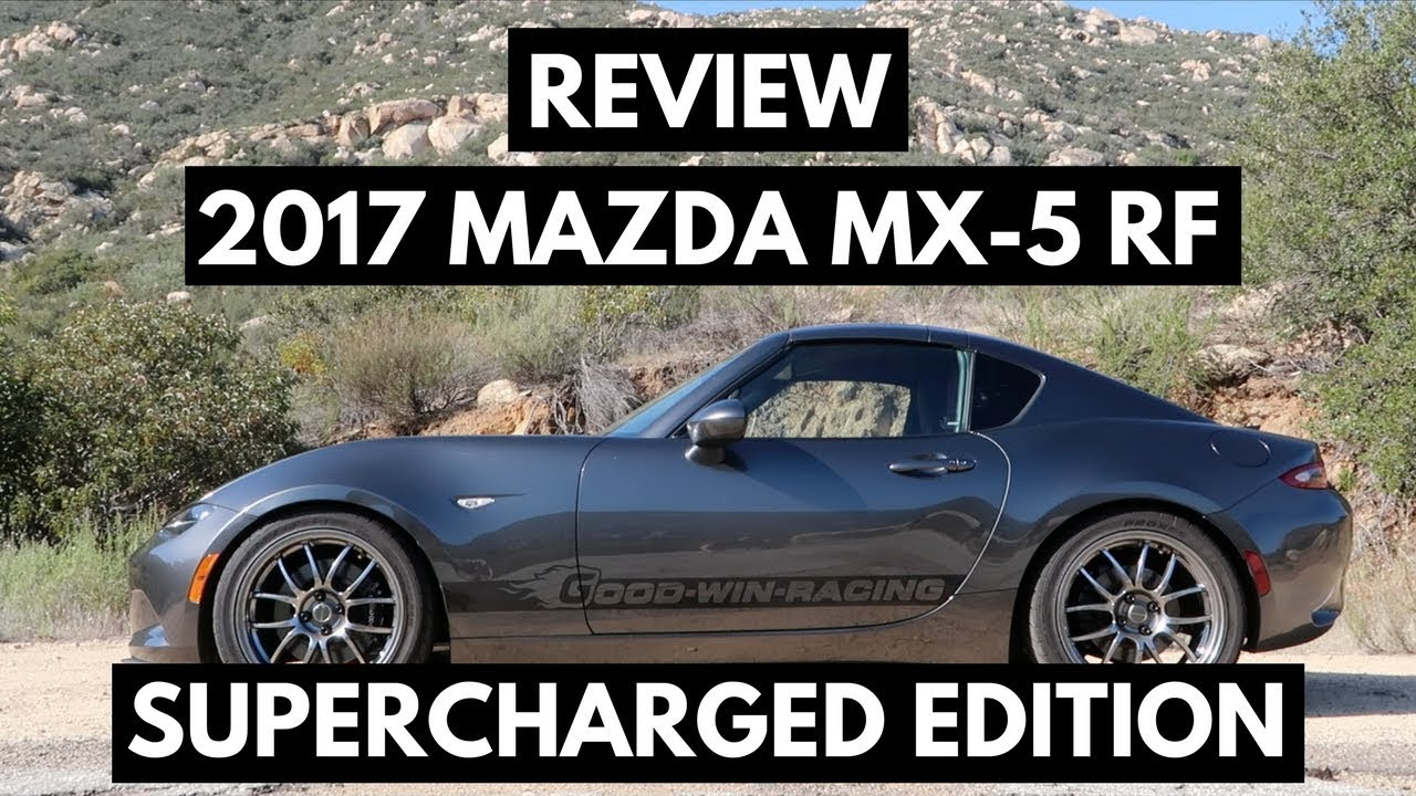 Miata MX5-ND 2016-2020 Superchargers and Turbos - Mazda