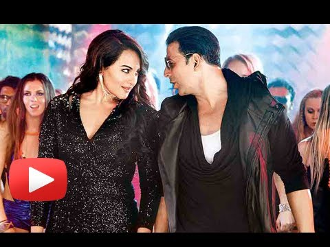 Party All Night Song - Boss Movie Akshay Kumar Sonakshi Sinha - First Look Travel Video