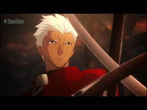 Emiya Shirou Vs Archer Part 1 Fate Ultimate Blade Work