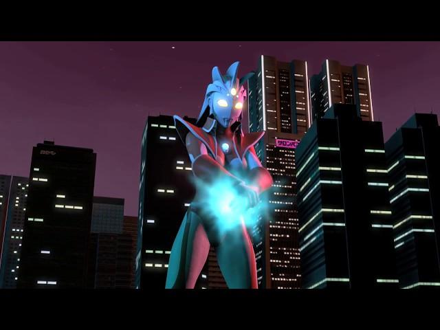 [SFM] Ultrawoman Venus Preview - 123vid