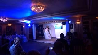 Wedding dance / Необычный Танец Жениха и Невесты (вся история знакомства)