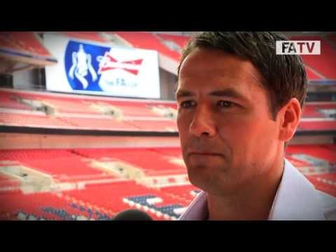 Gary Lineker, Michael Owen, Alex Horne and Tony Hall on the new FA Cup broadcasting deal