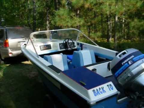 Starcraft Boat Restoration