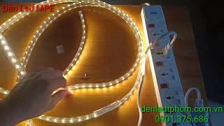 Hướng dẫn cách nối đèn Led dây dễ dàng | Đèn Led dây MPE Tphcm - Đại lý đèn led dây MPE Tphcm