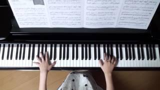 使用楽譜;月刊ピアノ2016年10月号、 楽譜記載の難易度;星 × 5/5、