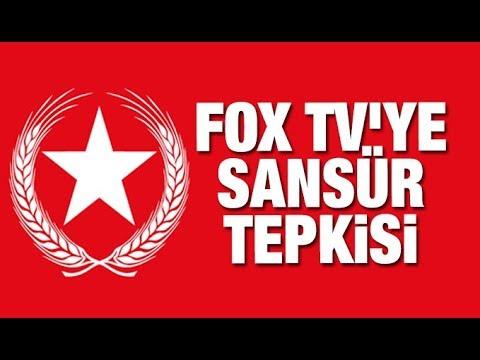 Vatan Partisi'nden FOX TV'ye Sansür Tepkisi