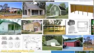 Find Best Pole Barn Plans And Projects In Seconds