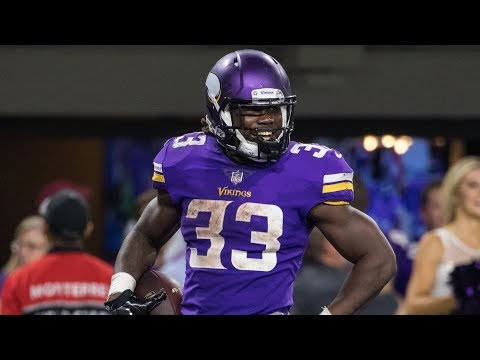 Dalvin Cook 2017 Vikings Rookie Highlights || HD