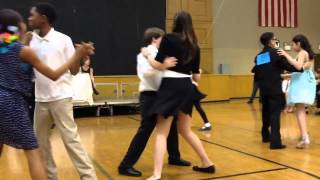 Liam's Ballroom Dance Competition Merengue