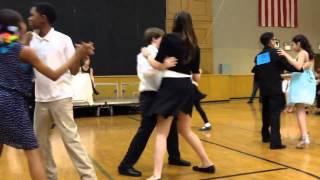 Liam's Ballroom Dance Competition Merengue
