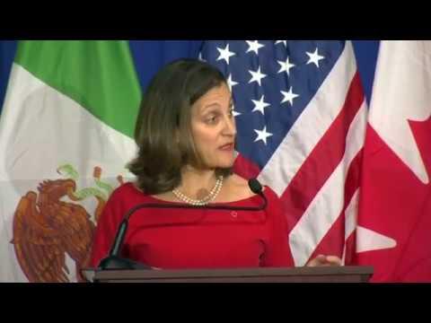 Nafta talks extended into first quarter of 2018