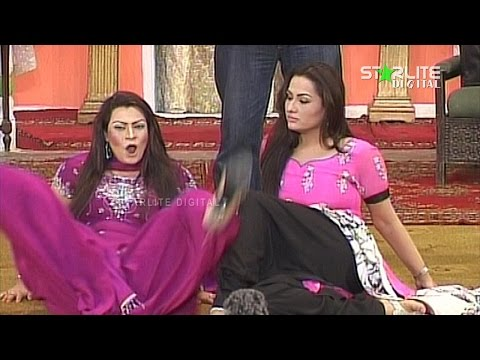 Raeshma Nargis New Pakistani Stage Drama Full Comedy Funny Play