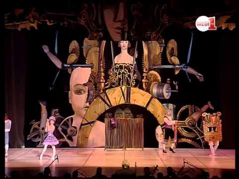 Coppélia Léo Delibes ballet en deux actes