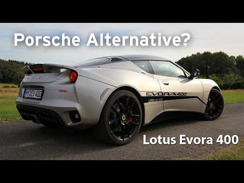Lotus Evora 400 – New and Improved? – Everyday Driver Fast Blast Review
