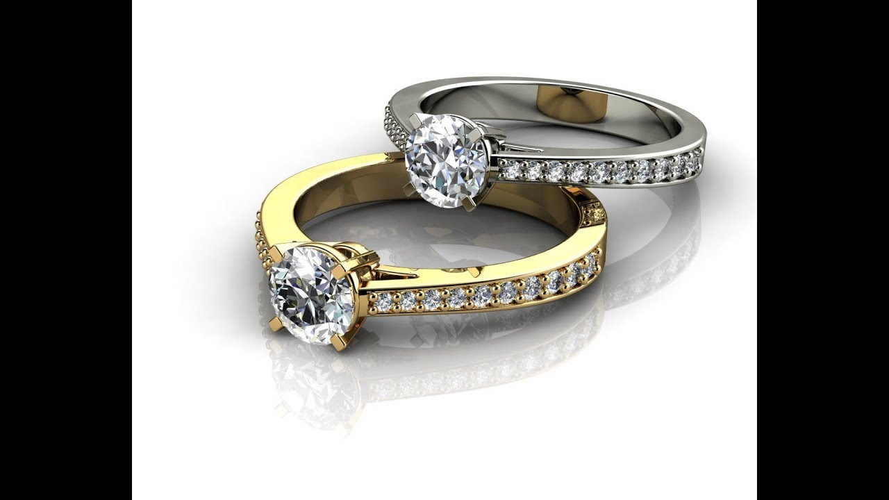 Women's Wedding Rings | Brilliant Earth - YouTube - photo #30