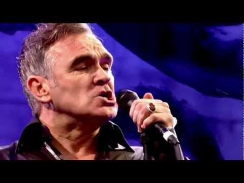 Morrissey  I Want The One I Cant Have   @ Glastonbury June 24, 2011
