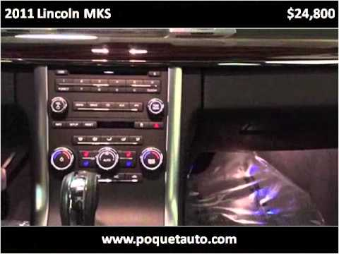 2011 lincoln mks used cars golden valley mn youtube for Poquet motors golden valley mn
