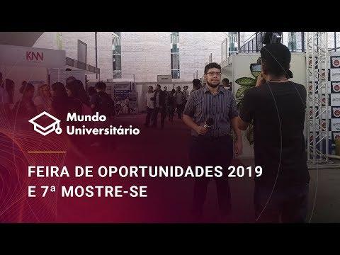 Feira de Oportunidades 2019 e 7ª Mostre-se