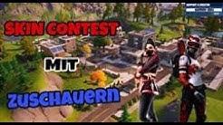 Skin Contest 💜 Custom Games ❤️ Stream bis zum Shop 🔥 Fortninte 🔴 Live #ArmerExcoere