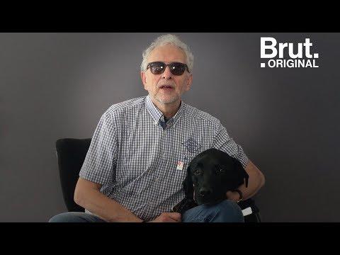 Chien-guide D'aveugle : Michel Rossetti Raconte Sa Relation Avec Ghost