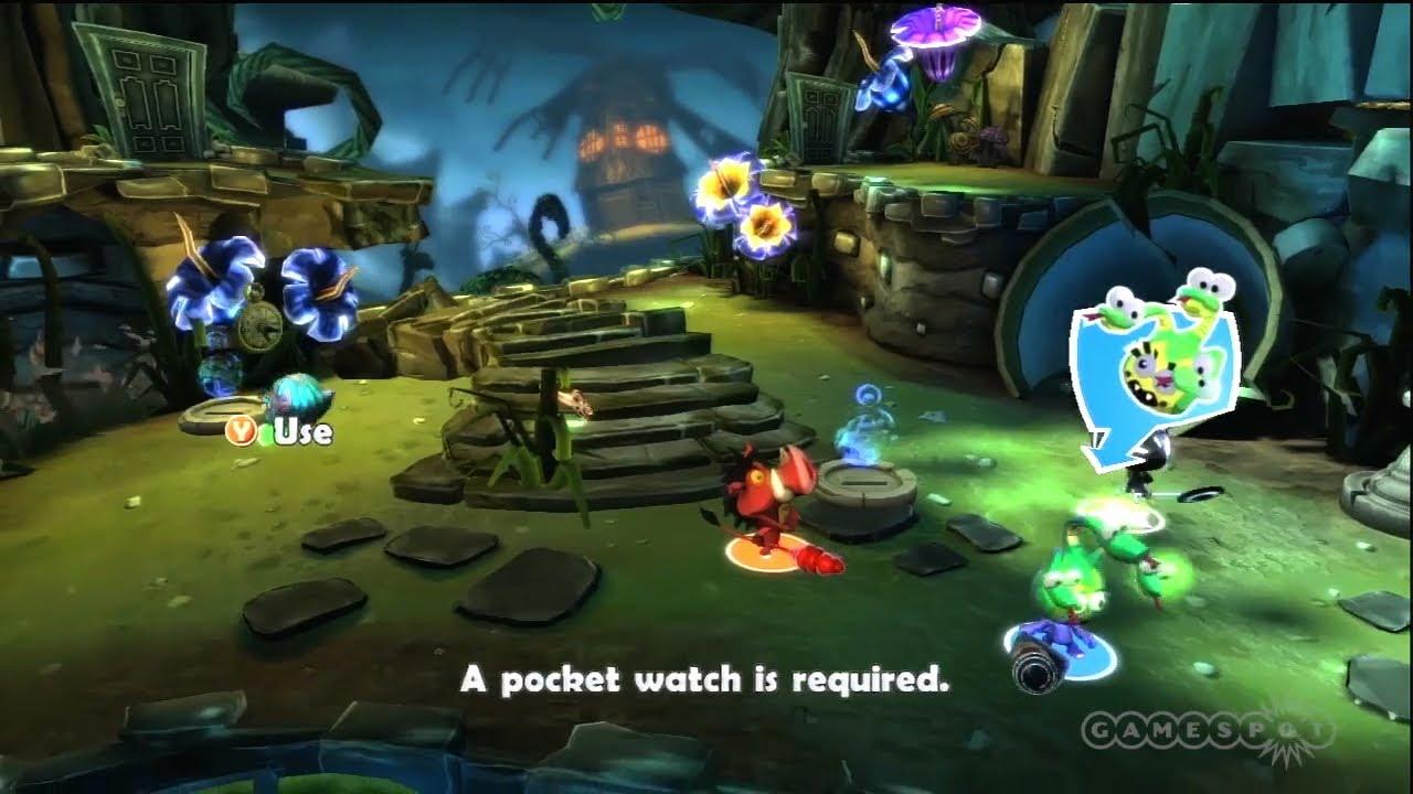 Alice Level Disney Universe Gameplay Xbox 360 Youtube