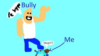 What's THE HYPE about bullying? (Roblox Lifting Simulator)