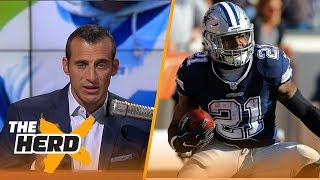 Ezekiel Elliott suspended for 6 games by the NFL - Doug Gottlieb reacts | THE HERD thumbnail