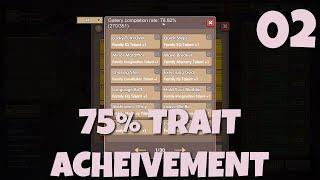 75% Trait Achievement - Chinese Parents Generation 16 Let's Play Episode 02